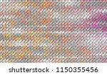 bright abstract mosaic... | Shutterstock . vector #1150355456