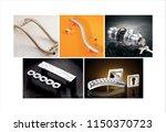 designer door handel | Shutterstock . vector #1150370723