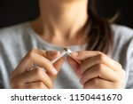 world no tobacco day  may 31.... | Shutterstock . vector #1150441670