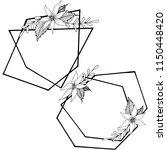 vector diamond rock jewelry...   Shutterstock .eps vector #1150448420