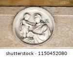 rome  italy   september 03 ... | Shutterstock . vector #1150452080
