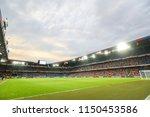 basel  switzerland   august 1 ... | Shutterstock . vector #1150453586