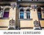 odessa  ukraine   august 2018 ...   Shutterstock . vector #1150516850