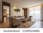 interior of living room | Shutterstock . vector #1150524083