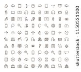 info icon set. collection of...