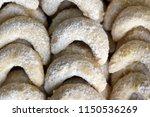 traditional czech sweet... | Shutterstock . vector #1150536269