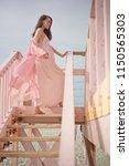 outdoor atmospheric lifestyle... | Shutterstock . vector #1150565303