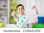 childhood  education and people ... | Shutterstock . vector #1150621553