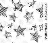 seamless pattern cute design.... | Shutterstock . vector #1150687616