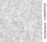 abstract broken geometric motif ... | Shutterstock . vector #1150695710