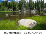 mosquito lakes recreation site... | Shutterstock . vector #1150714499