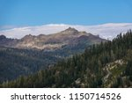closeup of lookout peak  taken... | Shutterstock . vector #1150714526