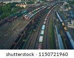 kandalaksha  russia   june 10 ... | Shutterstock . vector #1150721960