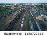 kandalaksha  russia   june 10 ... | Shutterstock . vector #1150721963