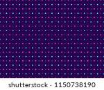 seamless pattern polka dot... | Shutterstock .eps vector #1150738190