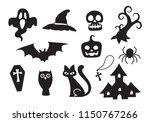 icon halloween  vector