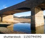 Folsom Lake Bridge Exposed...