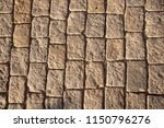 background of the stones in the ... | Shutterstock . vector #1150796276