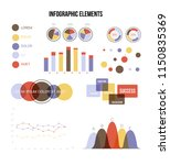 business info visualisation...   Shutterstock .eps vector #1150835369