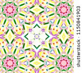 colorful abstract pattern for... | Shutterstock . vector #1150841903