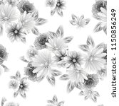 abstract elegance seamless... | Shutterstock . vector #1150856249