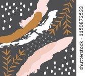 extraordinary scarf pattern... | Shutterstock .eps vector #1150872533