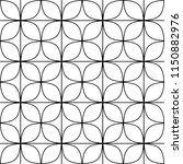 seamless geometric pattern with ... | Shutterstock .eps vector #1150882976