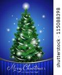 Vector Christmas Tree ...