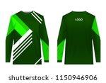 templates of sportswear designs ...   Shutterstock .eps vector #1150946906