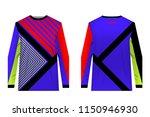 templates of sportswear designs ...   Shutterstock .eps vector #1150946930