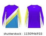 templates of sportswear designs ...   Shutterstock .eps vector #1150946933
