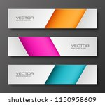 vector graphic design banner... | Shutterstock .eps vector #1150958609