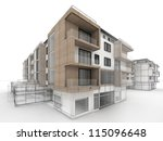 Apartment Building Design...