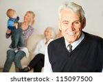 senior | Shutterstock . vector #115097500