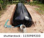 biogas in thailand | Shutterstock . vector #1150989203