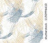 various pencil hatches.... | Shutterstock .eps vector #1150996610