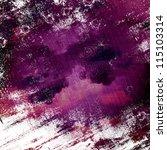 grunge  paper texture ... | Shutterstock . vector #115103314