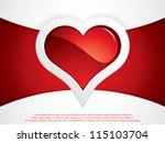 medical background.vector | Shutterstock .eps vector #115103704