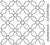 seamless vector pattern in... | Shutterstock .eps vector #1151055566