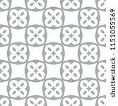 seamless vector pattern in... | Shutterstock .eps vector #1151055569