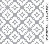 seamless vector pattern in... | Shutterstock .eps vector #1151055590