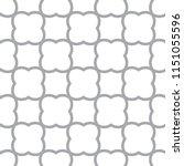 seamless vector pattern in... | Shutterstock .eps vector #1151055596