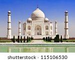Taj Mahal  Agra  Uttar Pradesh...