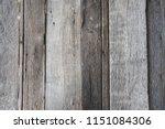 random reclaimed wood wall ... | Shutterstock . vector #1151084306
