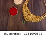 Indian Traditional Gold...