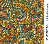 pattern abstract surface design ... | Shutterstock . vector #1151098139