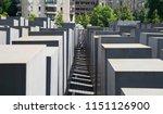 berlin  germany   may 25  2018  ... | Shutterstock . vector #1151126900