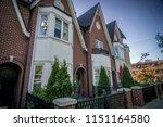 city of victoria british... | Shutterstock . vector #1151164580