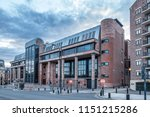 newcastle upon tyne england on...   Shutterstock . vector #1151215286