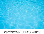 water abstract background ... | Shutterstock . vector #1151223890